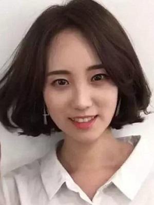 短发发型图片女2019