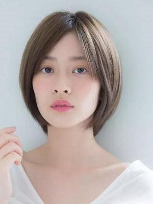 2020年女生流行发型图片女