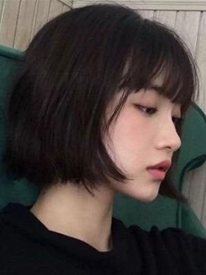 2019流行短发发型图片