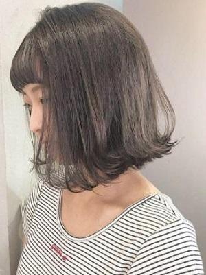 小卷发短发发型图片女