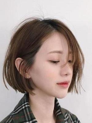 2019最流行短发发型女