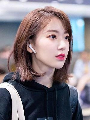 2019女生流行短发发型图片