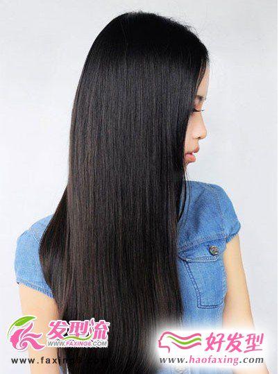 掌握美发护发方法 还你一头亮发