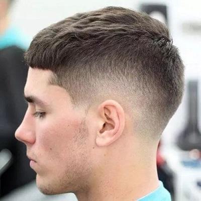 2018最流行的男士发型