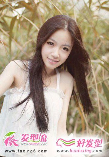 小女人最爱的长发发型 完美转型
