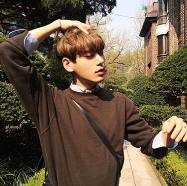 2017韩式发型男 2017发型韩式男 男生韩式发型06