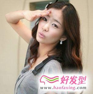 韩式发型  最时尚的发型
