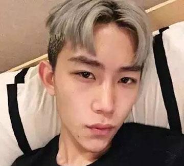 流行男生发型 男生刘海发型 男生最新发型5