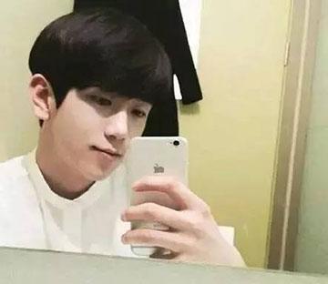 流行男生发型 男生刘海发型 男生最新发型7