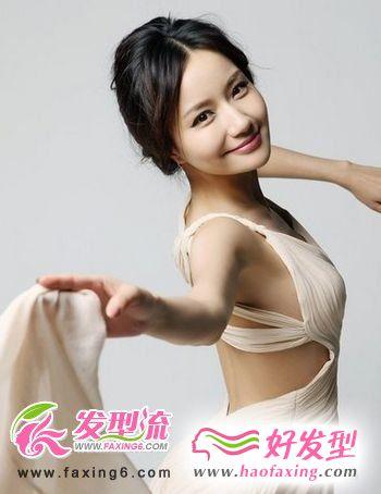 《心术》女主角韩雪芹时尚发型秀