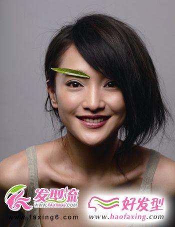 画皮2首映 盘点画皮2女主角时尚发型