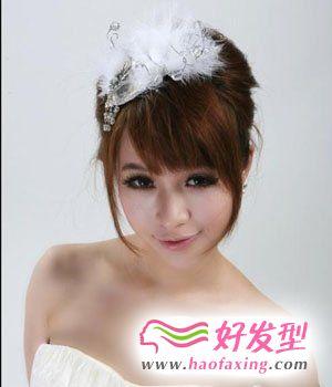 最美新娘发型设计 留住最美时刻