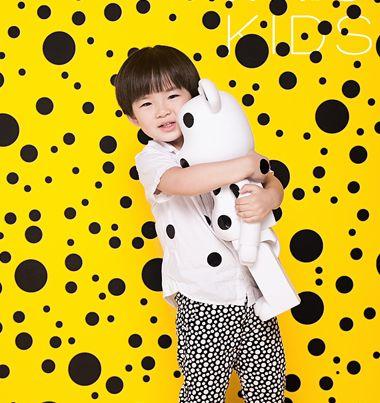 清新男童发型 韩国小男孩发型 小男孩发型推荐5