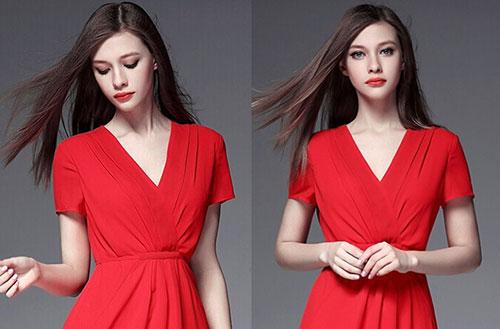 2017流行直发 女生直发发型 女生2017流行发型3
