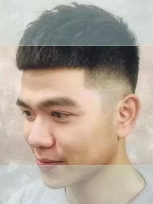 2019男士流行发型