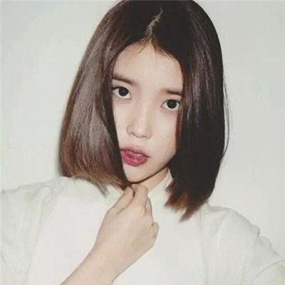 短发女生发型 修颜短发女生 短发控最爱8