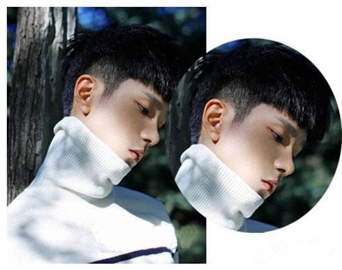 校园男生发型 小清新男生发型 校园清新发型5