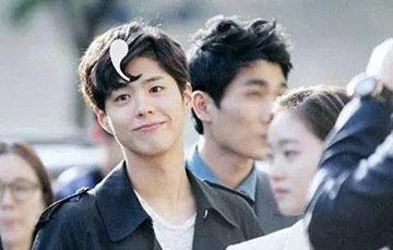 流行男生发型 男生刘海发型 男生最新发型9
