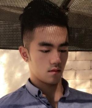 男生短发精神帅气发型