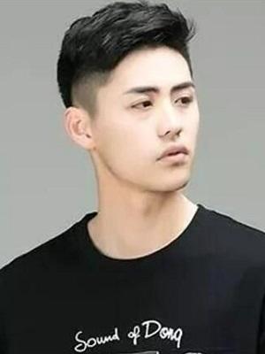 男士流行短发发型图片