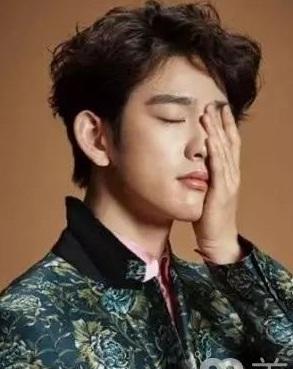 韩式男生发型图片