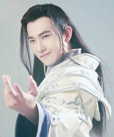 三生三世十里桃花杨洋 杨洋古代发型 杨洋现代发型04