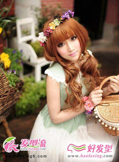 各式流行刘海发型  找出你的Style