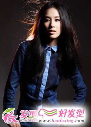黄圣依发型