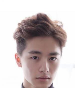 男士脸型与发型的搭配