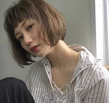 女人味发型 日系发型 女生日系发型6