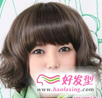 最新短发发型设计图片推荐 短卷发的潮流风