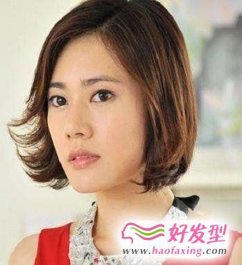 012职业女性发型