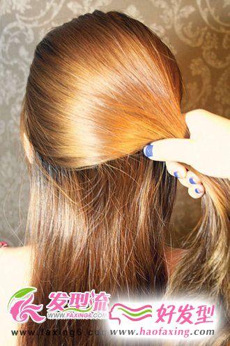 韩式发型扎法步骤   最新韩式发型推荐