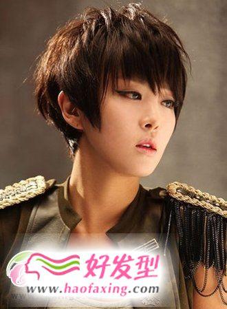 2012发型流行趋势  秋季流行的女生发型