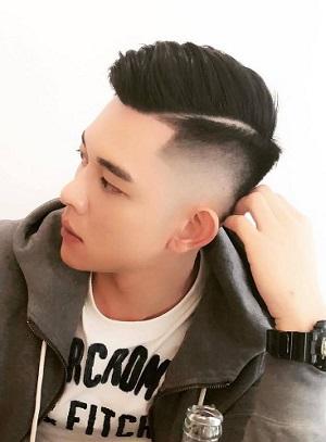 男生干净利落发型图片