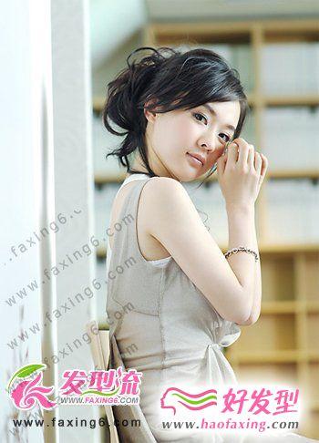 饮食男女2012台北首映 霍思燕引领发型潮
