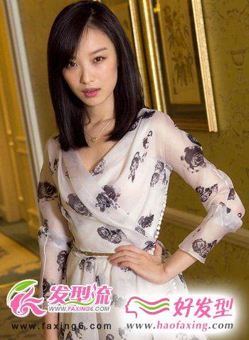 亚洲最佳新演员倪妮   时尚亮发大回顾
