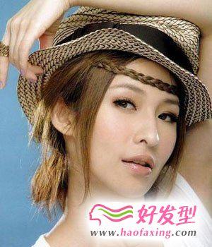 学萧亚轩风情盘发发型 做优雅小女人