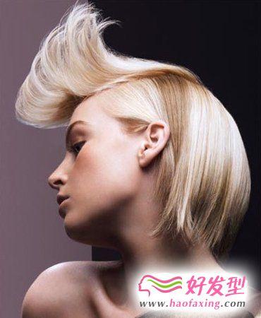 时尚沙宣发型 引领个性潮流