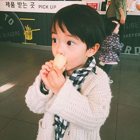 2017男宝发型 男宝宝发型 小宝宝2017发型3