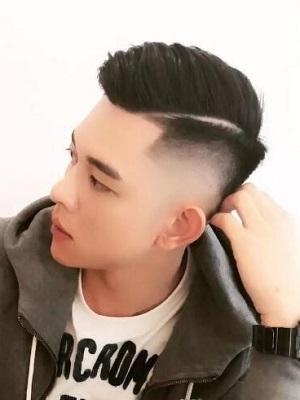 2019年夏季流行男士发型