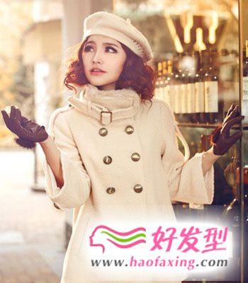 冬季清新女生发型 潮人推荐