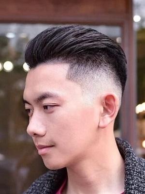 现在男生流行什么发型好看