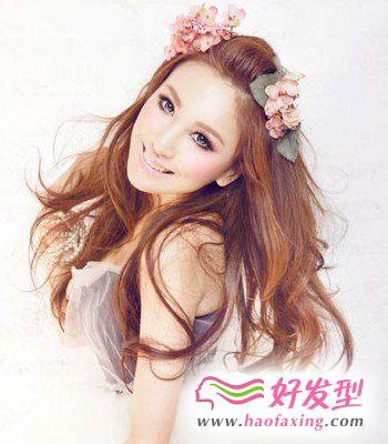012新娘发型