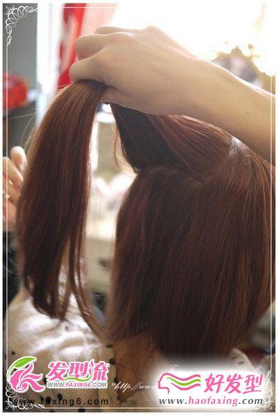 发型diy