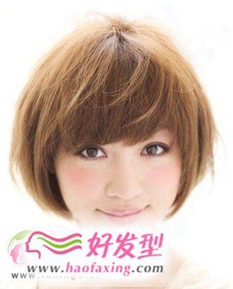 2012流行发型  今秋最流行的女生发型