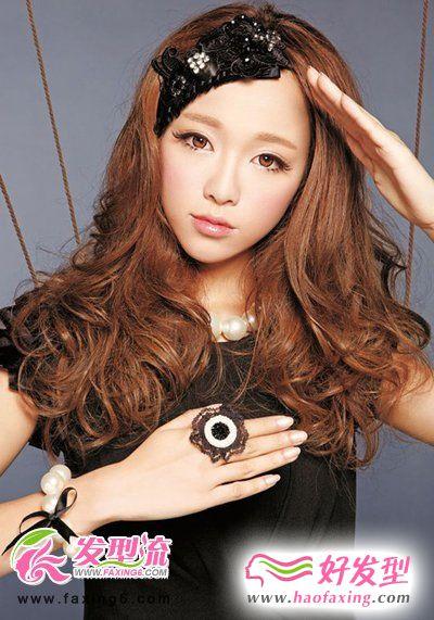 最新韩式发型
