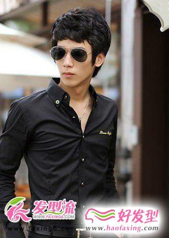 四月最爱韩国男生发型  变身潮流帅哥