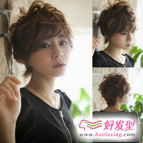 彰显时尚潮流的适合菱形脸型发型