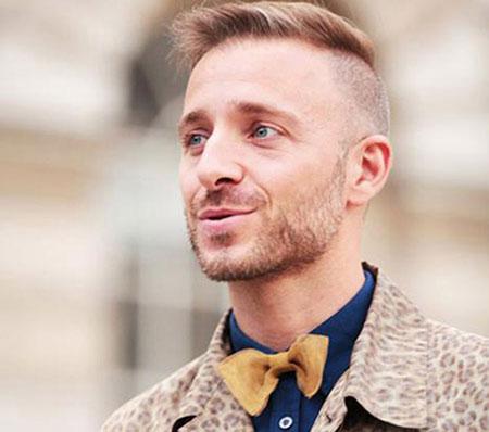 男生最新发型 男生短发图片 男生莫西干发型1